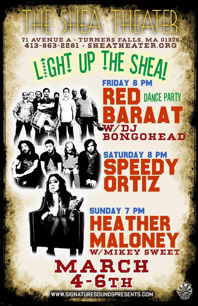 Light Up the Shea! - Shea Theater Arts Center
